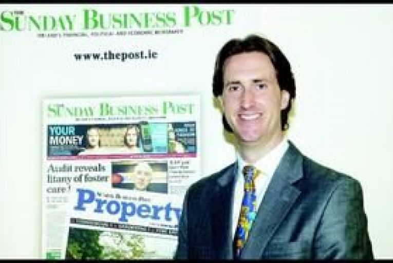 Kevin Lynch, chairman of the Ireland China Association. Photo: Johnny Mooney
