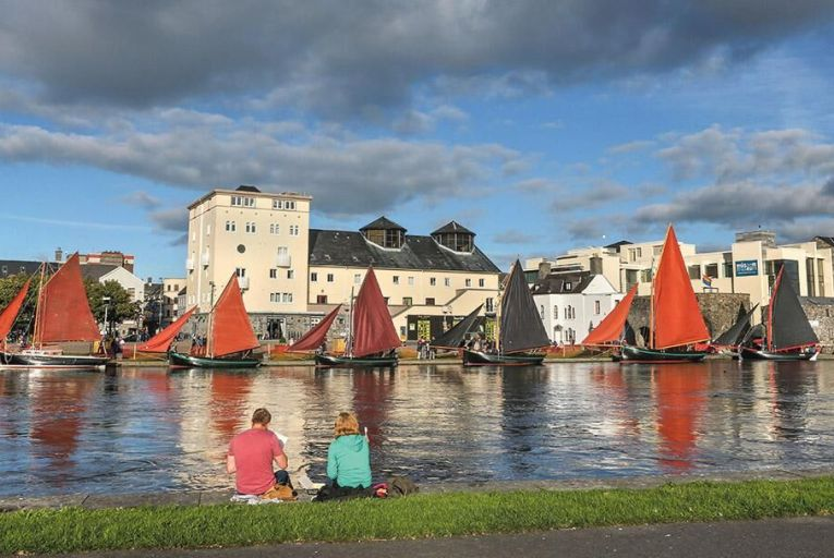 Galway has become a centre for modern industry as well as offering an enviable lifestyle