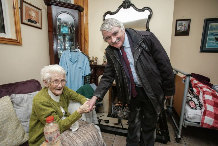 Limerick: Willie O'Dea remains a political god in his native city