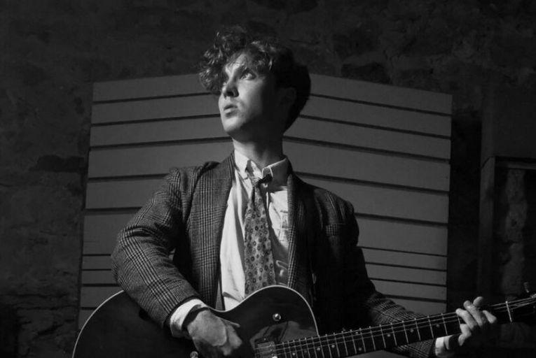 David Keenan: the Dundalk singer/songwriter's second album establishes him as an original, eloquent artist