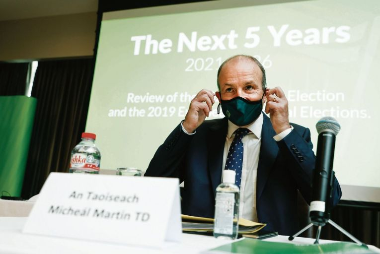 The Last Post: Fianna Fáil looks into its soul and finds confusion and fear