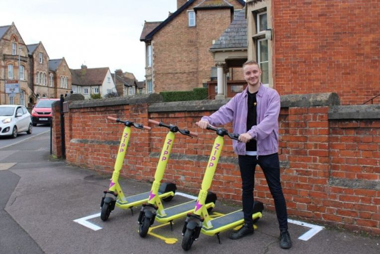 Zipp Mobility said it expects the Dáil to approve legislation later this year which would allow for the regulation of e-scooters in Ireland. Picture: Zipp Mobility
