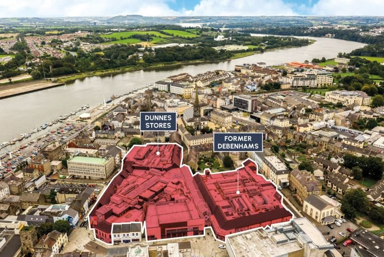 City Square shopping centre in Waterford on offer for €24.5m