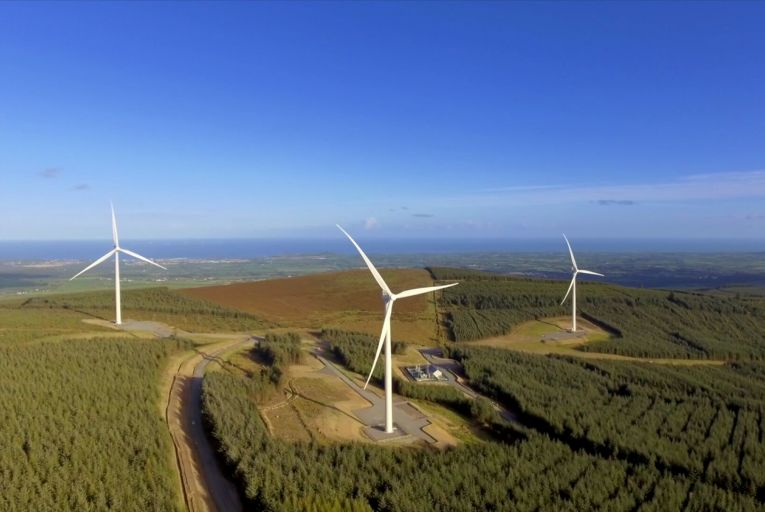 Imelda Hurley, chief executive of Coillte, said the joint venture with ESB was focused on developing new wind energy projects