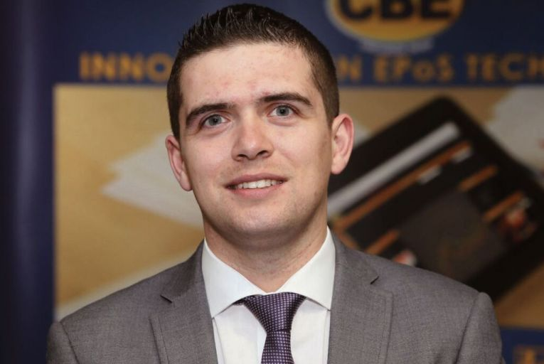 Gearóid Concannon, group director at CBE