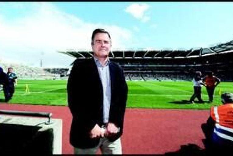 Peter McKenna, Croke Park stadium director. Photo: Barry Cronin