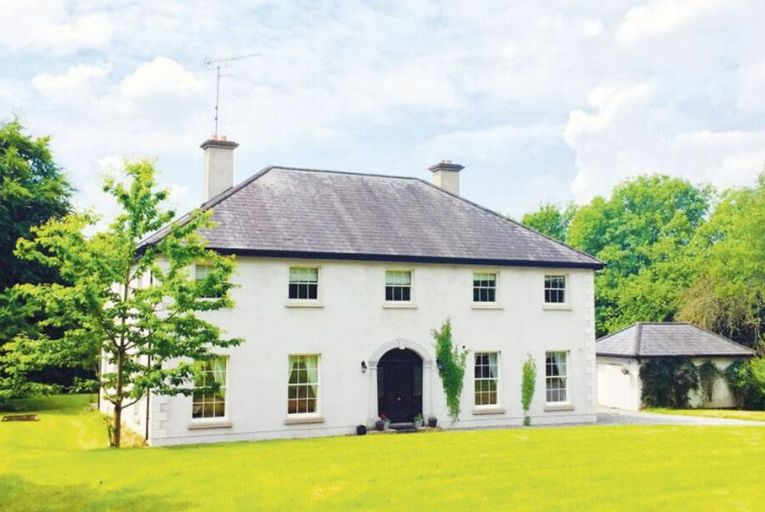 A classic period residence that's only 12 years old