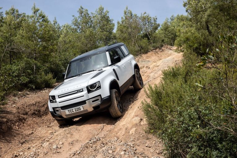 Test drive: Land Rover Defender launches two new versions as it prepares for an electric future