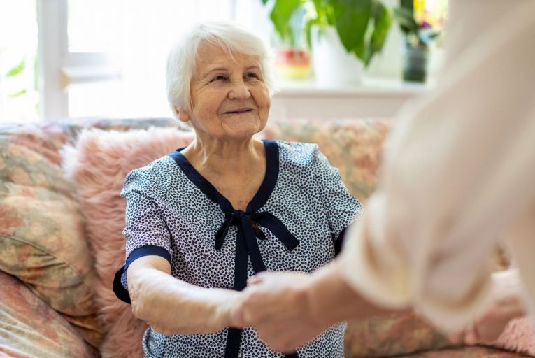 During level 5 restrictions, there has been an effective ban on all visitors to nursing homes except in emergency or compassionate circumstances