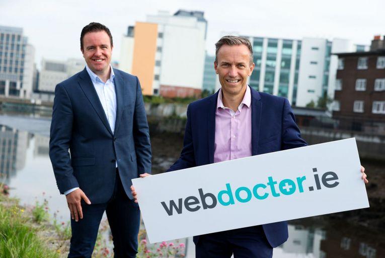 WebDoctor valued at €48m after VentureWave investment