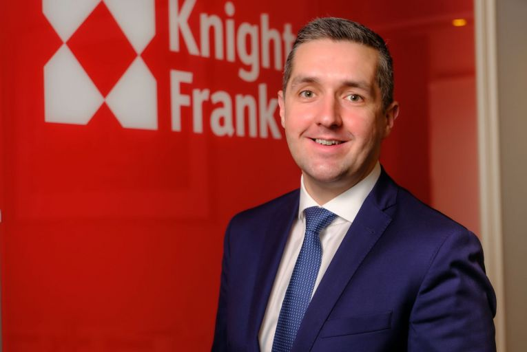 Daniel Shannon has been appointed director of Tenant Representation at Knight Frank