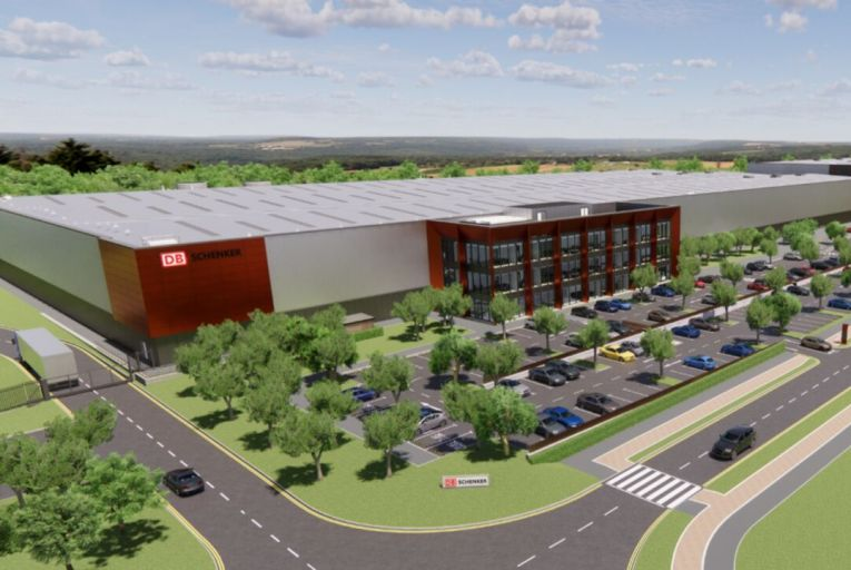DB Schenker completes purchase of 14 acres at Liffey Business Campus