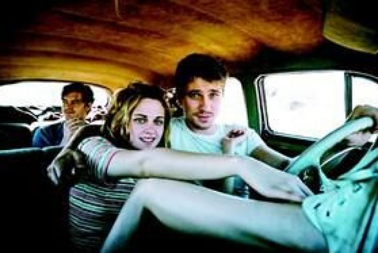 Film: On the road, but off the beat