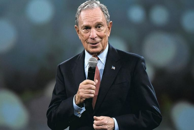 Michael Bloomberg: A run for his money