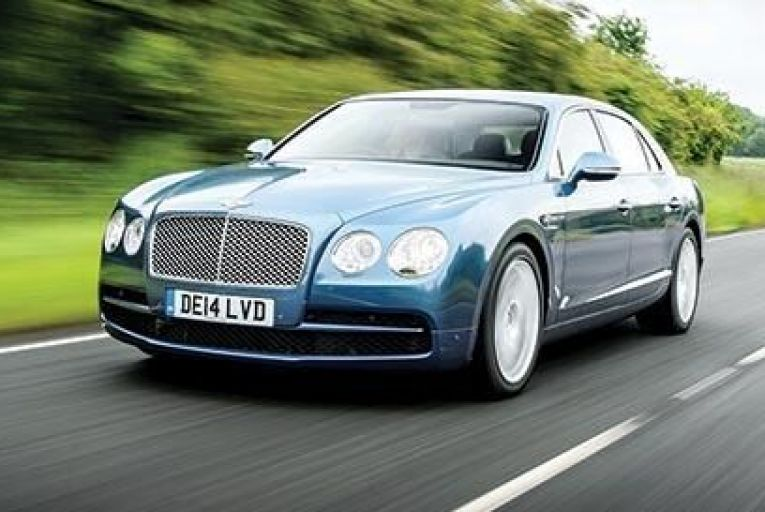 The new Bentley Flying Spur V8: a lot of car for a lot of money