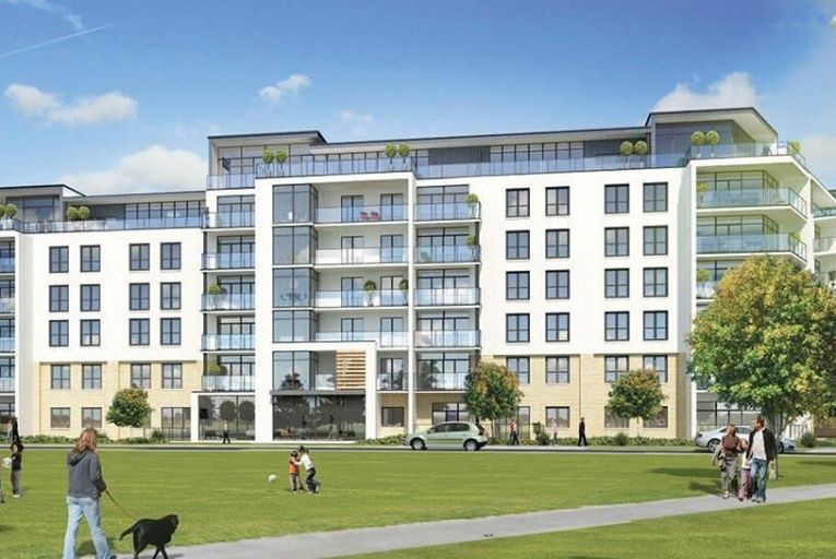 Neptune House apartment block  under construction in Dún Laoghaire  has been sold for 72.5 million