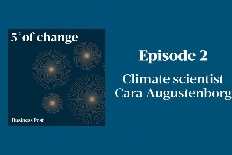 Podcast: Five Degrees of Change - Cara Augustenborg