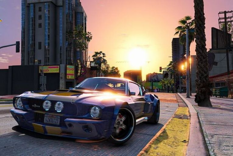 Grand Theft Auto: driving around the streets stealing cars can be escapism, gaming fans say