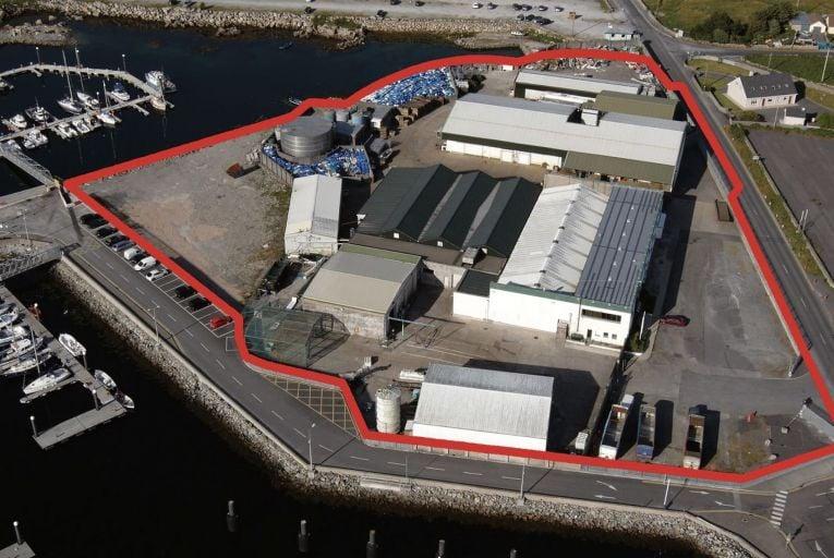 Industrial unit on Connemara coast has many potential uses