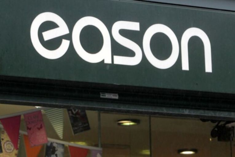 Eason Limited's revenues fell from €105.5 million to €104.4 million during 2019, but the firm still registered an after-tax profit of €3.2 million. Picture: Rollingnews.ie