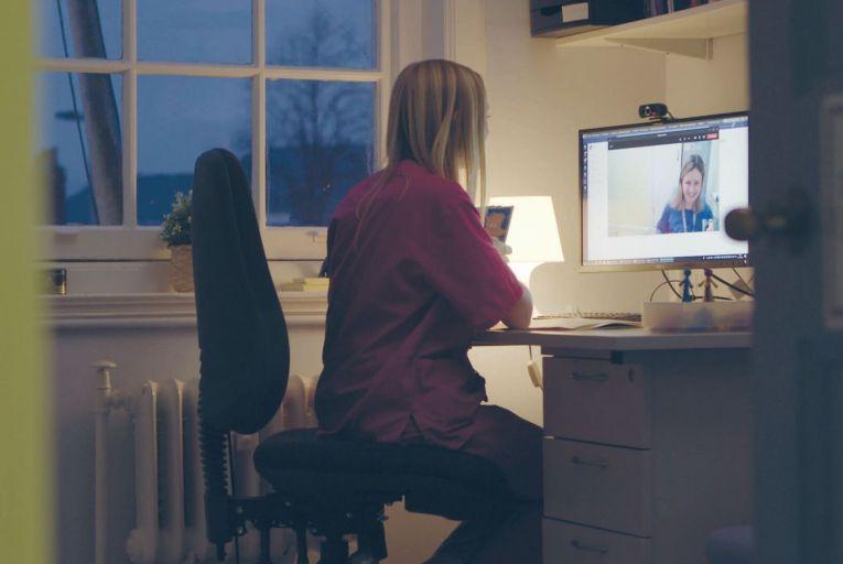 The tech facilitating true teamwork in Belfast hospitals