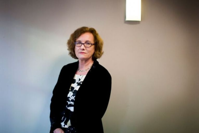 Isolde Goggin is the chairwoman of the CCPC: 'The CCPC has real case experiences of knowing where and when cartel meetings are being held, but is not allowed currently to obtain evidence of what is happening during these meetings'