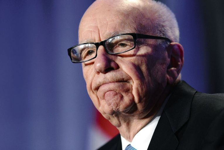 'In a world without Murdoch, there most likely would have been no Brexit and no Donald Trump presidency in the US, while critical actions to address the global climate emergency might well have been taken ten or even 20 years ago.' Picture: AP