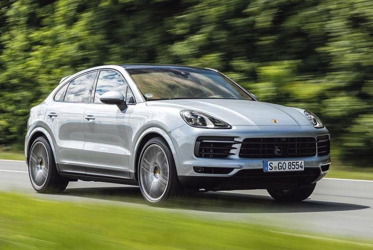 Porsche Cayenne S Coupé: how the 'coupé-SUV' should have been all along