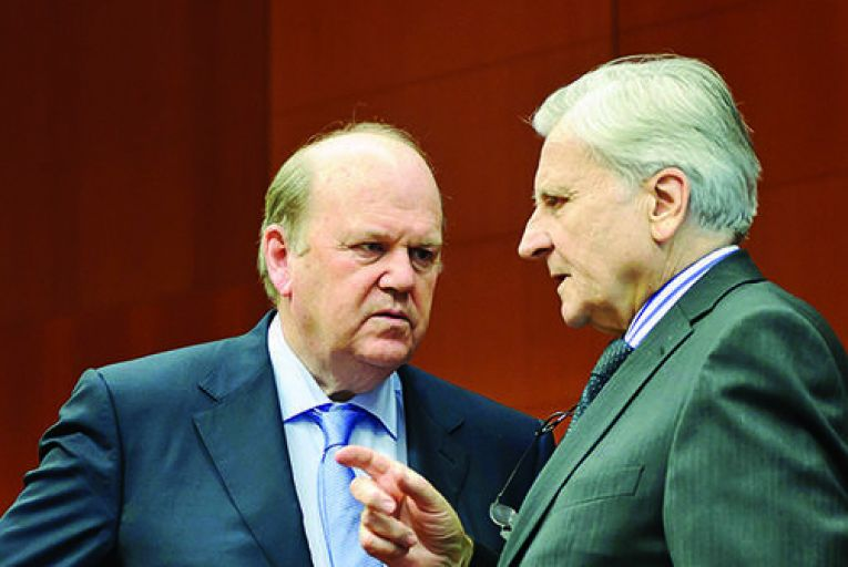 The Trichet letters: Noonan received more threats from Trichet