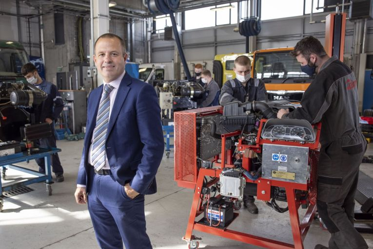 Solas chief aims to change the culture around apprenticeships