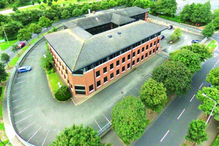 Hainault House in Tallaght, Dublin 24, sold after auction for around 1.7 million to 1.9 million
