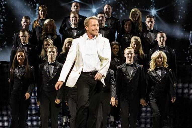 Michael Flatley added showmanship to Irish dancing and took the world by storm