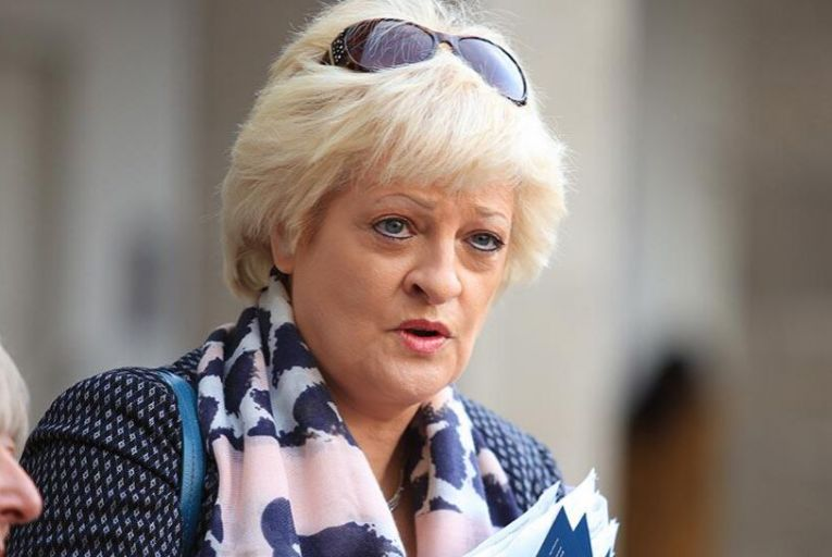 """Patricia King, Ictu's general secretary, said the pay gaps disclosed in the report were """"unjustifiable"""". Picture: Jane O'Sullivan"""