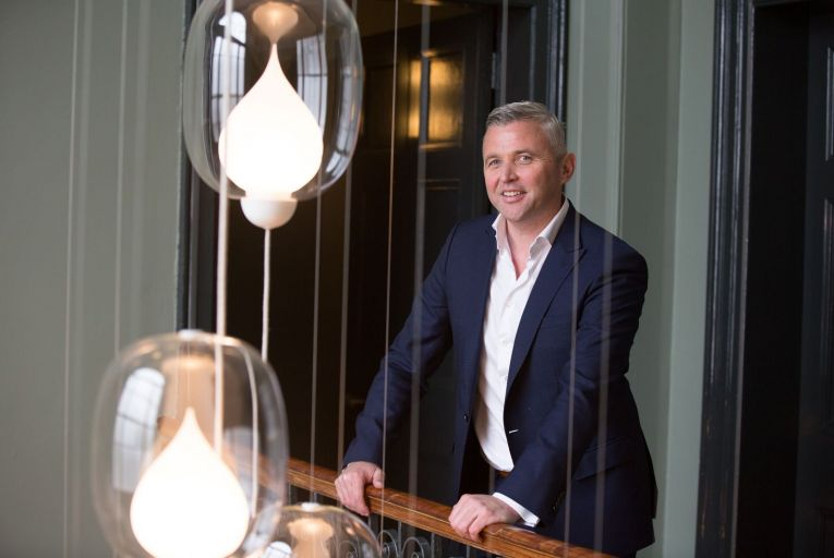 Eamon Fitzpatrick, managing director of IPG Mediabrands Ireland: 'From the introduction of the first government lockdown last March, 2020 became a year of survival for many in Irish media.' Photo: Paul Sharp