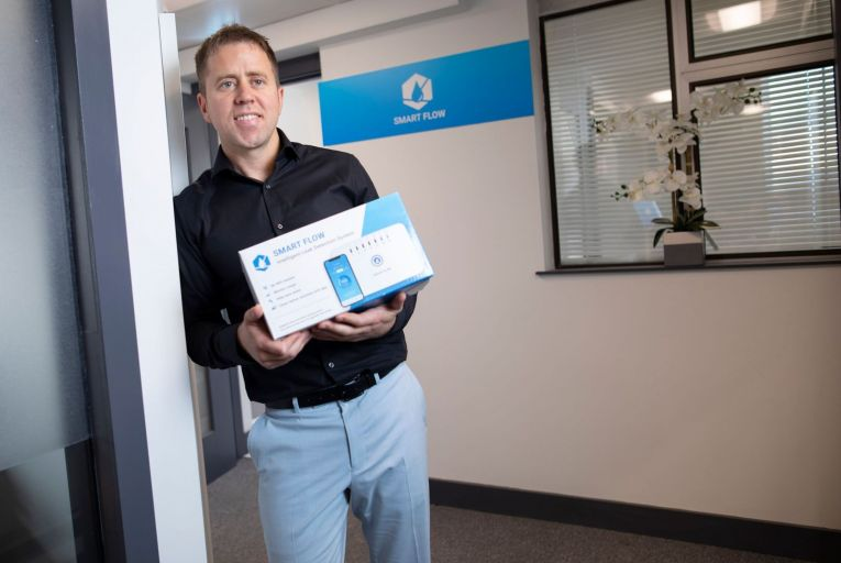 Tinkerer tailors a solution for property owners to save on water bills