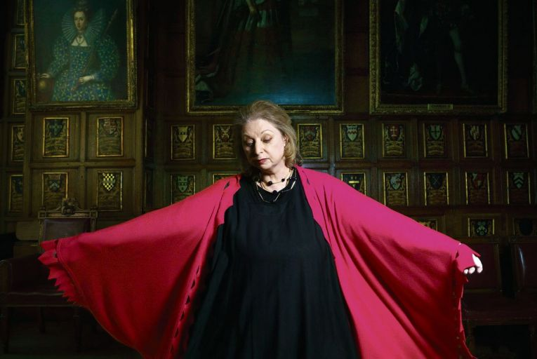 Hilary Mantel: under no illusions that Thomas Cromwell is a purely noble hero Picture: BBC