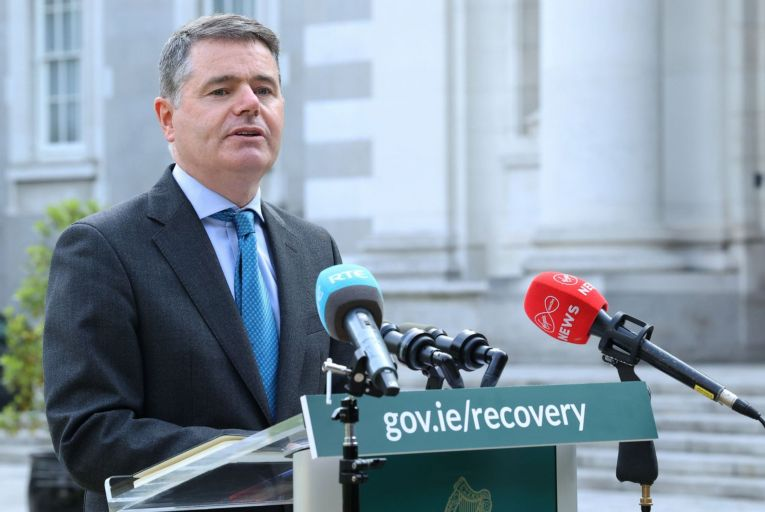 Paschal Donohoe, the Finance Minister, and Michael McGrath, the Public Expenditure Minister, have signalled their intention to bring borrowing under control