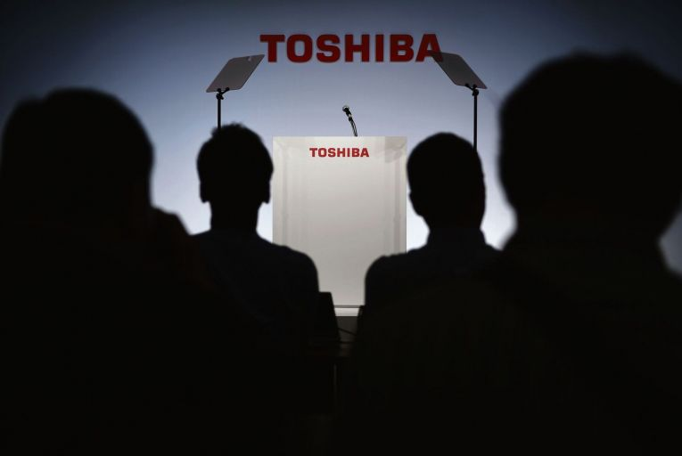 Toshiba's overseas expansion has revealed one disaster after another. Picture: Getty