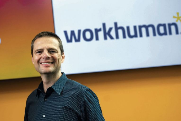 People, not robots, are future of workplace, says Workhuman founder