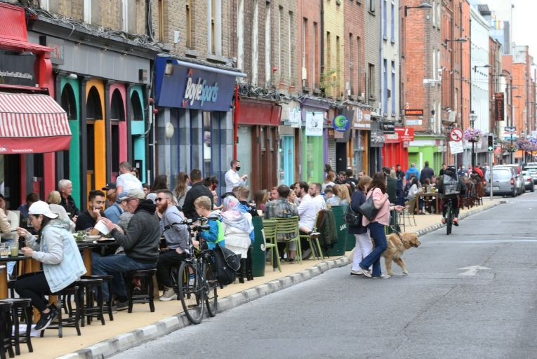 How did the once extremely popular and progressive initiative of pedestrianising Capel Street open Dublin City Council up to criticism? Picture: Sasko Lazarov/RollingNews.ie