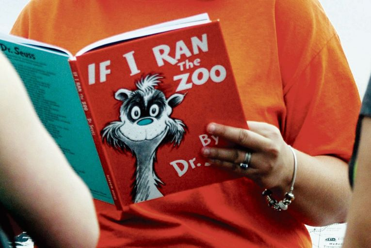 Dr Seuss's If I Ran The Zoo is being withdrawn from sale due to concerns over racist tropes contained in the book. Picture: AP