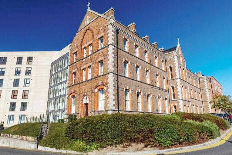 Lofty aspirations in a Dublin 6 duplex