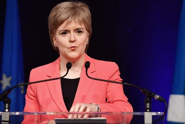First minister Nicola Sturgeon Pic: Getty