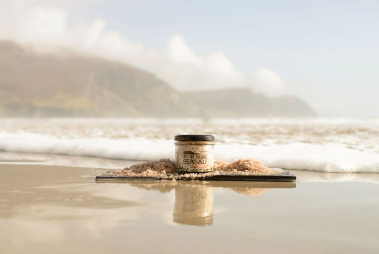Achill Island Smoked Sea Salt is a joy to cook with