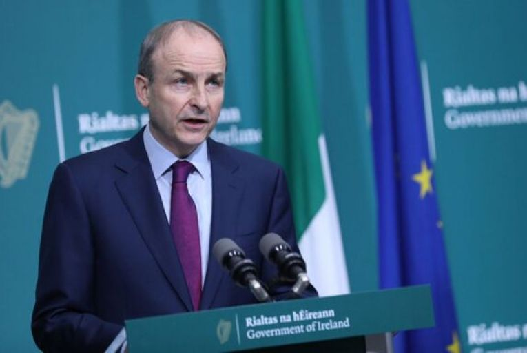 Taoiseach Micheál Martin: 'The truth is that there is no easy way through this pandemic, or out of it'