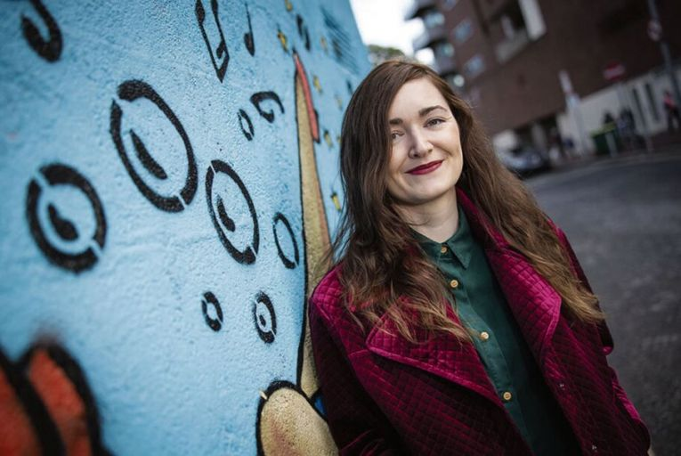 'It's a model that we ourselves found very effective,' Elaine Burke, the editor of Silicon Republic. Picture: Fergal Phillips
