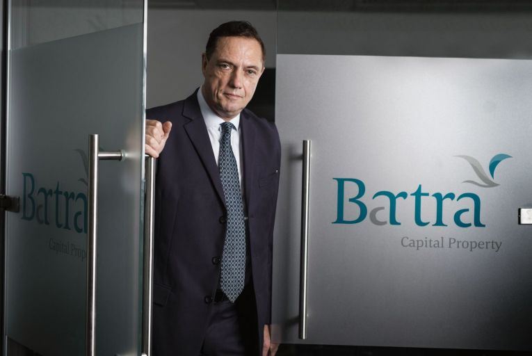 Richard Barrett, founder of Bartra Capital Property Group Picture: Fergal Phillips
