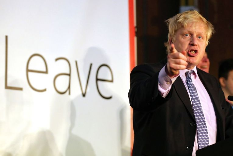 Boris Johnson: the British prime minister shares some traits with Donald Trump, most notably rabble rousing, but also incompetence when it comes to governing