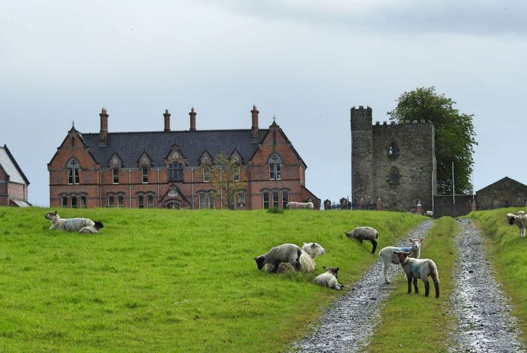 Legal hurdle cleared in court battle over medieval castle