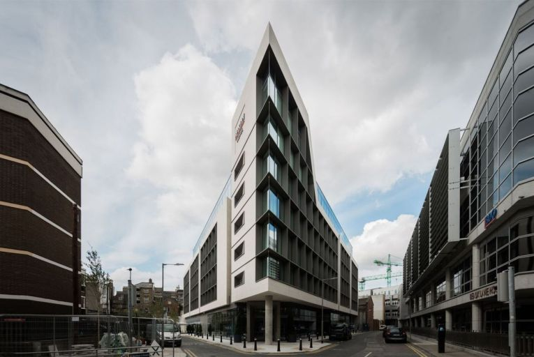 The company behind the Marlin Hotel, a 300-room hotel on Bow Lane East in Dublin, is suing Allianz as part of a dispute over a claim it made for business insurance.